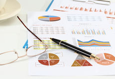 Business and financial Royalty Free Stock Image