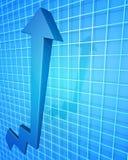 Business Financial Improvement Chart Concept Stock Image