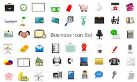 Business financial marketing activity and office stationary tool Stock Images