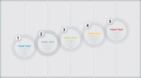 Business flow concept Stock Images