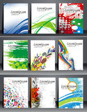 Business Flyer Bundle Stock Image