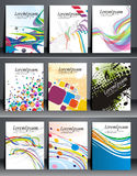 Business Flyer Bundle Stock Photos