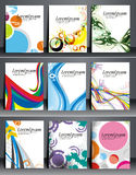 Business Flyer Bundle Stock Images
