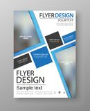 Business Flyer Design Vector Stock Photo
