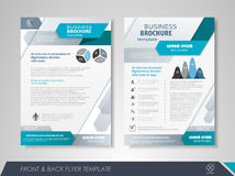 Business flyer Stock Images