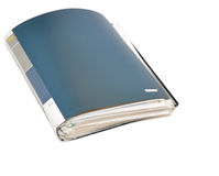 Business folder Stock Image