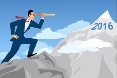 Business forecasting Stock Image