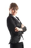Business Formal Pose Stock Image