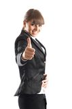 Business Formal Pose Stock Photography