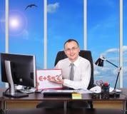 Business formula Royalty Free Stock Photos
