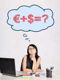 Business  formula Stock Images