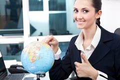 business found job new place women Στοκ φωτογραφίες με δικαίωμα ελεύθερης χρήσης