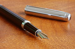 Business fountain pen Stock Photography