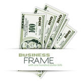 Business Frame Royalty Free Stock Photo