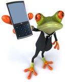 Business frog Stock Photos