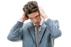 Business Frustration Royalty Free Stock Image