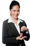 Business Gamble Stock Photos