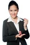 Business Gamble Royalty Free Stock Image