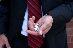 Business Gamble Stock Images