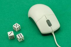 Business is gamble Royalty Free Stock Photos