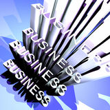 Business gathering Royalty Free Stock Photos