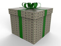 Business gift Royalty Free Stock Image