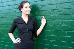 Business Girl Stock Photos