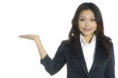 Business girl Stock Image