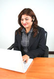 Business Girl Stock Photography