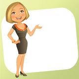 Business Girl Stock Images