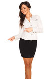 Business girl Royalty Free Stock Photos