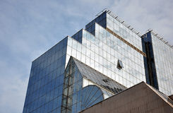 Business glass  building Stock Photography