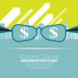 Business Glasses Royalty Free Stock Images