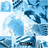 Business and global Royalty Free Stock Photos