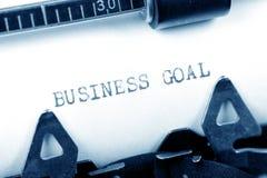 Business Goal stock photo
