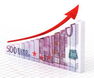 Business Graph Bar Royalty Free Stock Photo