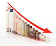 Business Graph Bar Stock Photography