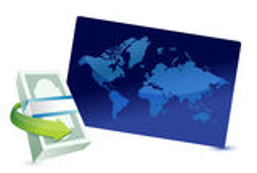 Business graph board illustration design. Over white background Stock Image
