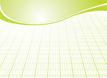 Business grid green Stock Photo