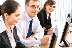 Business group Royalty Free Stock Images