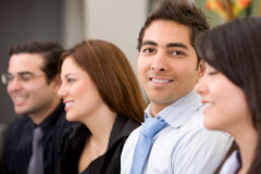 Business group Stock Image