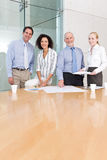 Business group meeting Royalty Free Stock Photography