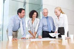 Business group meeting Royalty Free Stock Photo