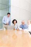 Business group meeting Stock Photography