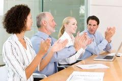 Business group meeting Stock Photos