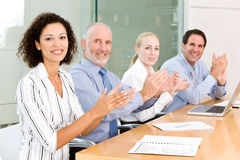 Business group meeting Royalty Free Stock Image