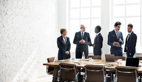 Business Group Meeting Discussion Strategy Working Concept Stock Image