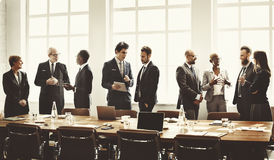 Business Group Meeting Discussion Strategy Working Concept royalty free stock images