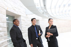 Business Group Meeting at the Office Royalty Free Stock Images