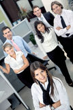 Business group at the office Stock Photo